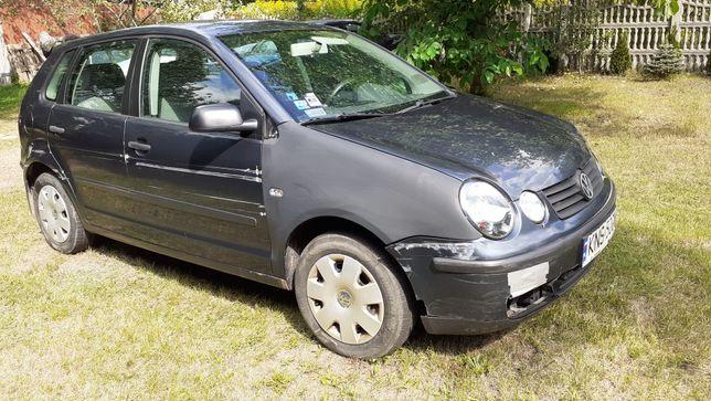 VW Polo 1.2 benz ZAMIANA
