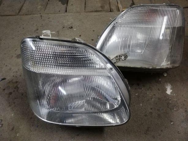 Reflektory Opel Agila A komplet