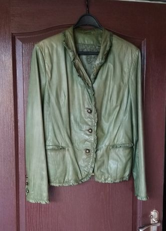 Пиджак (куртка) кожаный