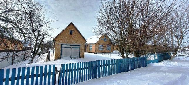 Продам дом в с. Овсюки Полтавской области–отличный дом для отдыха