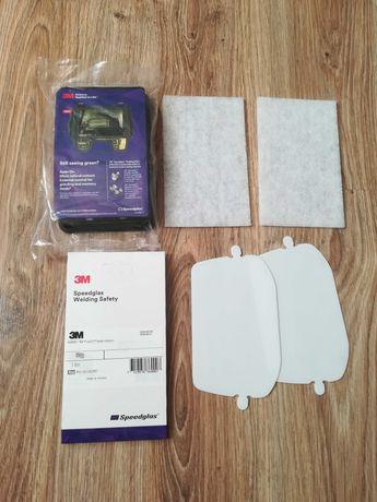 3M Speedglas ADFLO filtry 4 sztuki + 2 sztuki Szybka ochronna