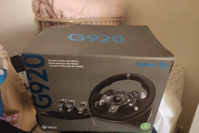 Volante G920 como novo