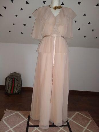 Piękna suknia,roz 38