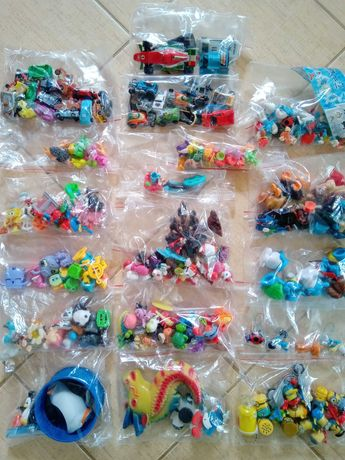 Mega kolekcja Kinder niespodzianka