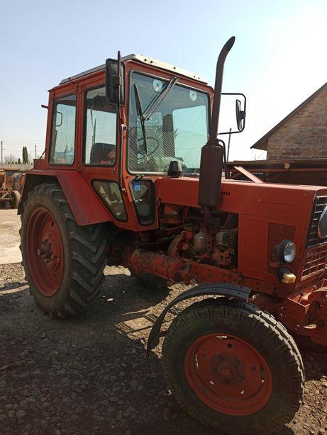 МТЗ-80 експортний варіант з Німеччини