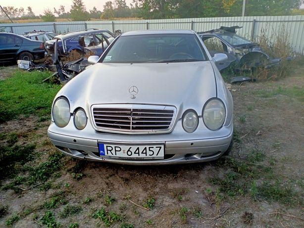 Mercedes CLK W208 2.0 РАЗБОР запчасти