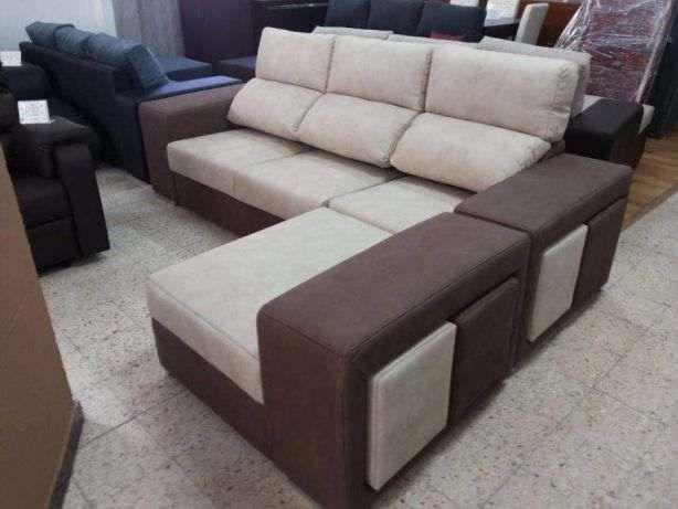 Sofá Córdoba com 270 cm, novo de fábrica