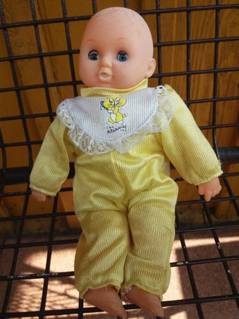 Lalka gumowa -dziecko