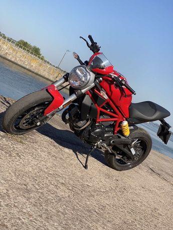 Ducati monster 797 ( не Yamaha, не Honda)