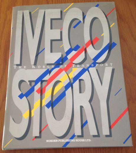 livro IVECO STORY edição em português