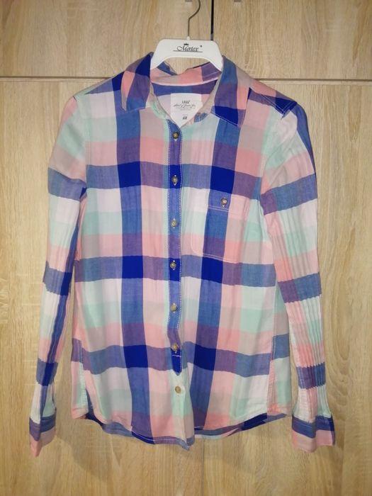Kolorowa koszula Wałcz - image 1