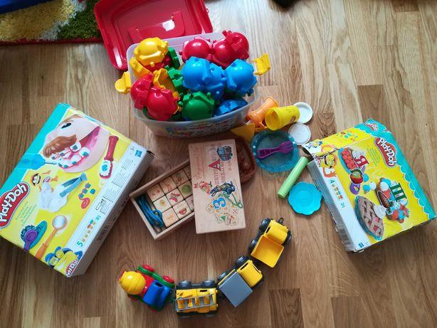 Пакет игрушек для ребенка Play doh, wader 2-4 года