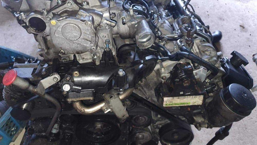 Silnik mercedes ml164 Gryfino - image 1