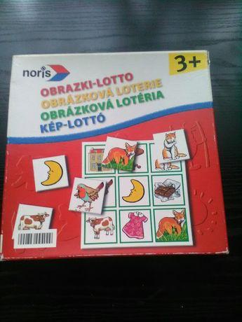 Gra Obrazki lotto