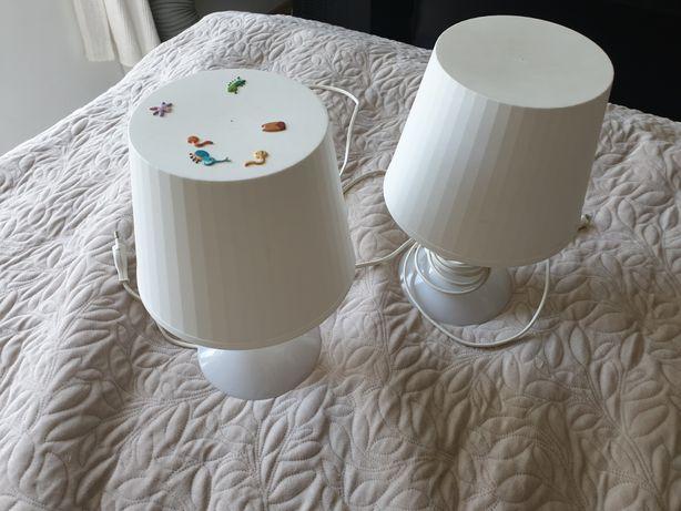 1 + 1 gratis LAMPAN Ikea lampa stołowa wraz z żarówkami