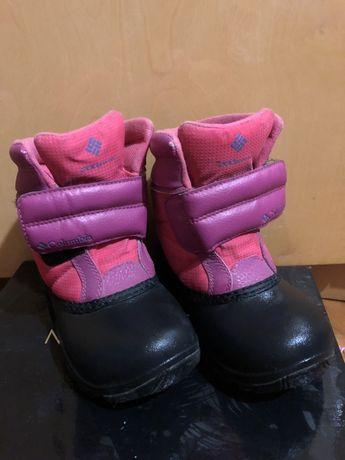 Columbia ботинки, сапожки
