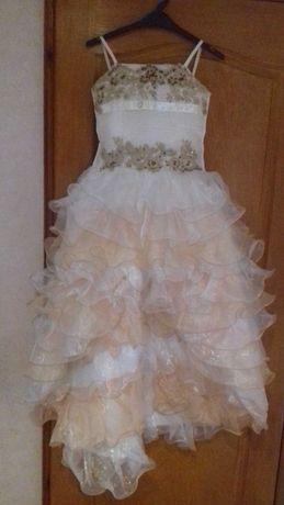 Платье бальное для девочки