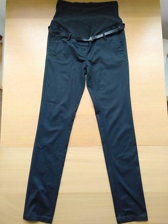 Ciążowe spodnie chinos H&M MAMA rozm. 38