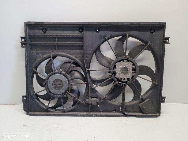 Termo ventilador 1k0121207bc VW Passat B6 B7 Golf 5 6 CC TT 2.0 2.5