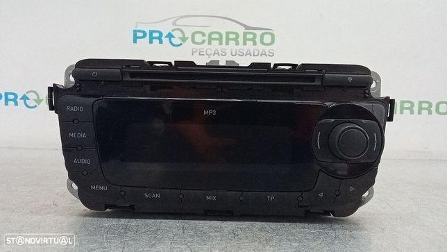 Auto Rádio Seat Ibiza Iv (6J5, 6P1)