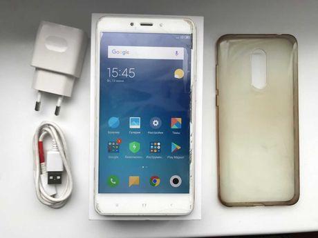 Xiaomi Redmi Note 4 3/32 GB, отличное состояние, телефон, смартфон
