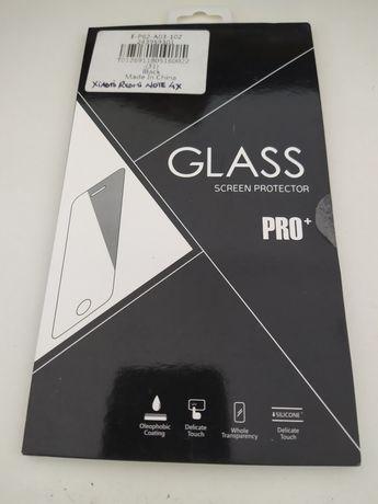 Película frontal plástico. p/ Xiaomi Redmi Note 4X (Nova)
