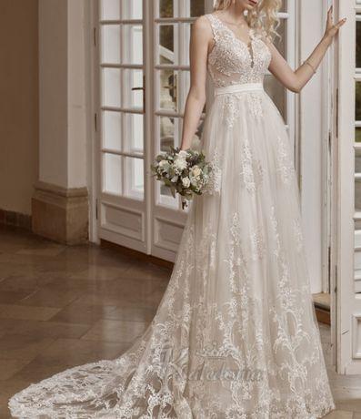 Suknia ślubna firmy Kaledonia