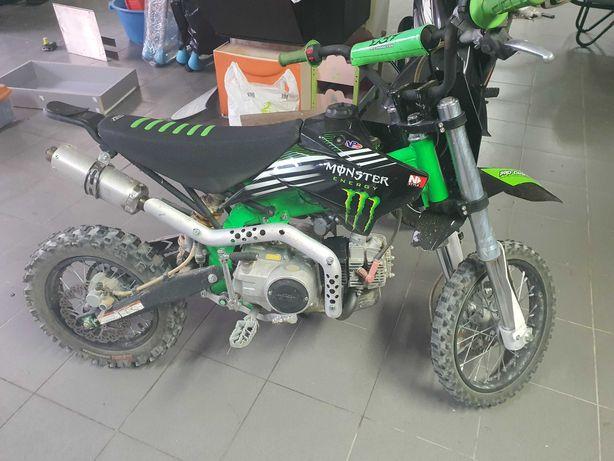 Moto Pit Bike 125