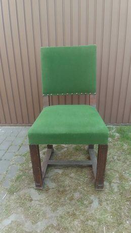 Solidne krzesło - tron