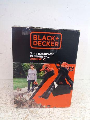 BLACK DECKER BEBLV290 dmuchawa odkurzacz liści