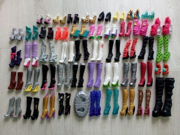 Обувь куклы Монстер хай.