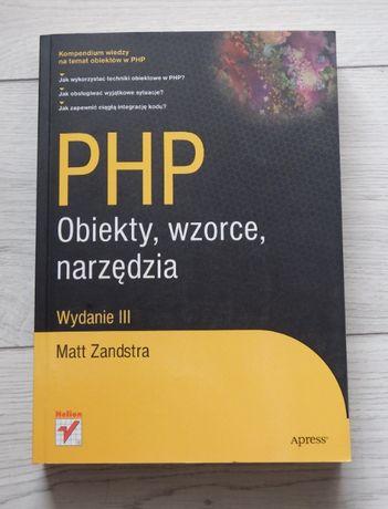 podręcznik PHP. Obiekty, wzorce, narzędzia.