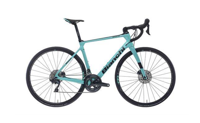 Rower szosowy Bianchi Infinito XE Disc Ultegra NOWY ROWER Rozmiar 47