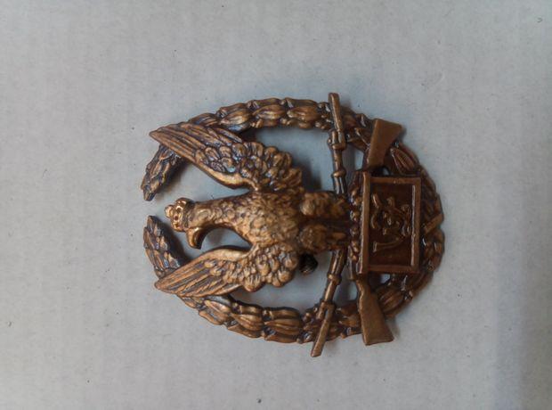Odznaka Wzorowy Żołnierz 4.  00533