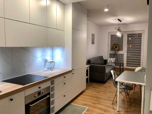 Właściciel wynajmie mieszkanie 30 m2 ul. Barska 69 centrum krk