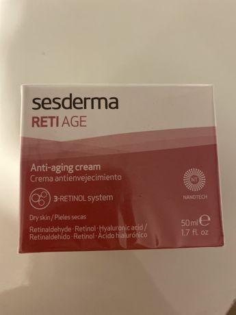Sesderma retiage krem 50 ml nowy orginalnie zapakowany