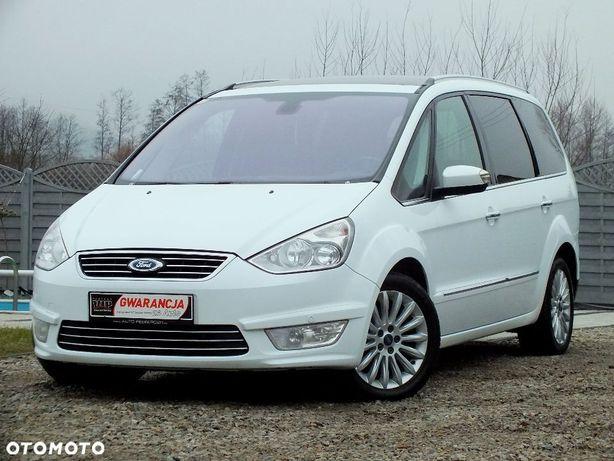 Ford Galaxy Titanium Klimatronik Alu Panorama Pdc Navi Jak Nowa Gwarancja