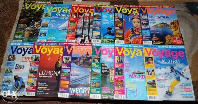 Miesięcznik podróżniczy Voyage