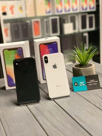 Apple iPhone X 256 / 64 GB Space Gray/ Silver Neverlock. Х