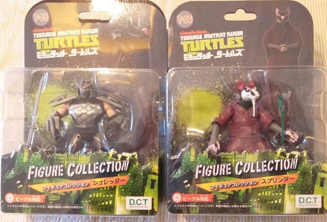 Teenage Mutant Ninja Turtles (Nickelodeon)  - Playmates Toys (Novos)