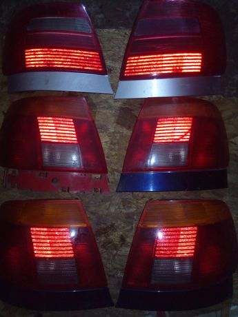 Lampy tył audi a4 B5