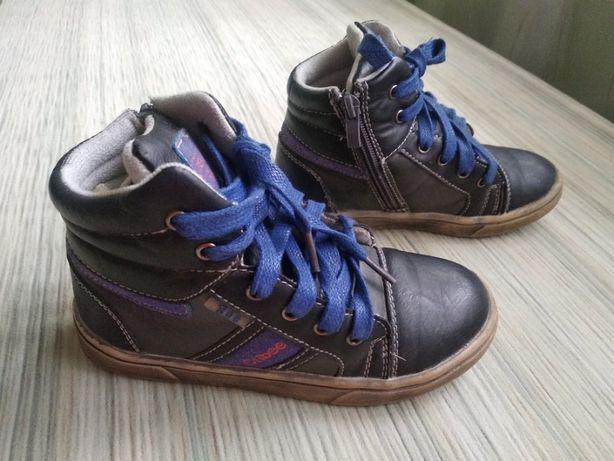 Ботинки, хайтопы демисезонные р 29