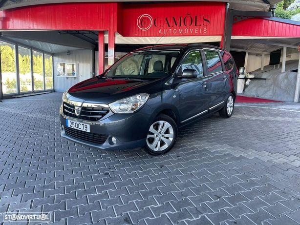 Dacia Lodgy 1.5 dCi Prestige 7L