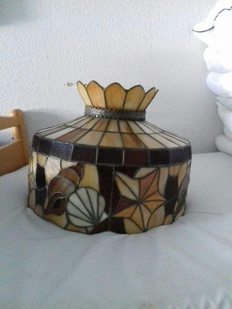 Żyrandol Lampa tifaniego