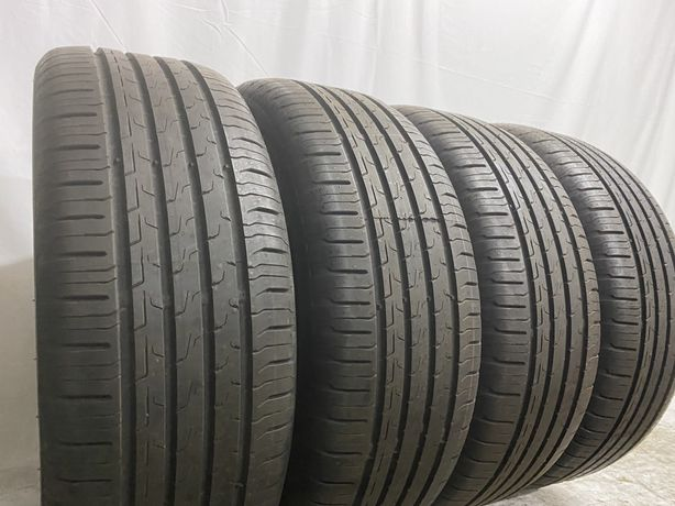 4x 195/55R16 87V Continental EcoContact 6 NOWE DEMO 19rok