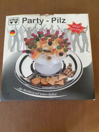 Тарілка/ піднос для закуски, снеків, тарелка для закуски, снеков