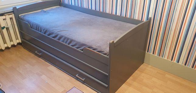 Łóżko dziecięce piętrowe