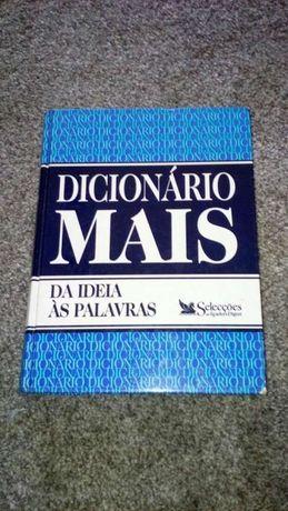Dicionário MAIS, da ideia às palavras
