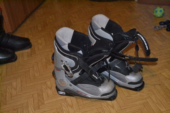 buty narciarskie 39