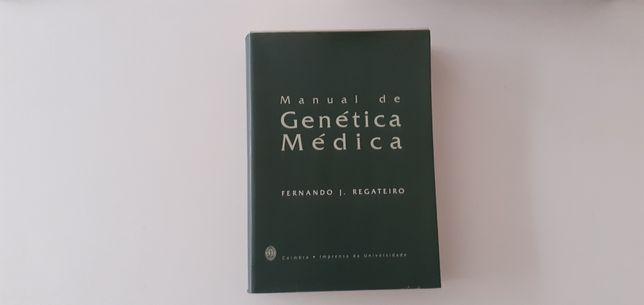 Manual de Genética Médica - Fernando J. Regateiro